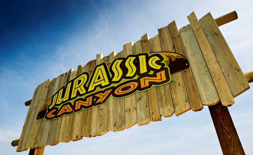 Jurassic Canyon 1